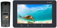 Видеодомофон Slinex ML-16HD + SM-07M (черный) -