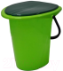Ведро-туалет Ingreen Smart Solution / ING30001СЛ-7РS (фисташковый) -