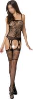 Костюм эротический Passion Erotic Line OS / BS050-BL (черный) -