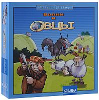 Настольная игра Granna Волки и овцы / 00200 -