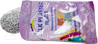 Блестки для жидких обоев, 6 шт. Silk Plaster Точка