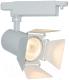 Трековый светильник Arte Lamp Track Lights A6709PL-1WH -
