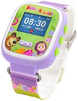 Умные часы детские Agu Маша и Медведь М1 -