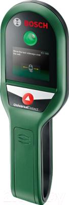 Детектор скрытой проводки Bosch UniversalDetect