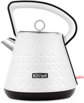 Электрочайник Kitfort KT-693-1