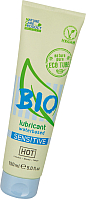Лубрикант-гель HOT Bio Sensitive на водной основе / 44162 (150мл) -