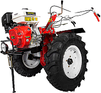 Мотокультиватор Shtenli 1900 P с плугом и окучником (18 л.с., колеса 7x12) -