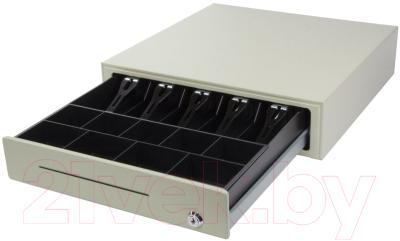Денежный ящик HPC System 16S Epson (белый)