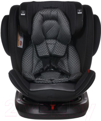 Автокресло Martin Noir Grand Fix 360 (Gray Bear)