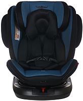 Автокресло Martin Noir Grand Fix 360 (Melange Blue) -