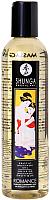 Эротическое массажное масло Shunga Romance возбуждающее клубника и шампанское / 271008 (250мл) -