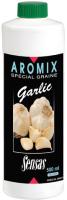 Ароматизатор рыболовный Sensas Aromix Garlic / 03926 (0.5л) -