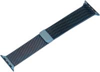 Ремешок для умных часов Evolution Milanese Loop AW40-ML01 для Watch 38/40mm (Blue) -