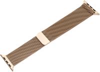 Ремешок для умных часов Evolution Milanese Loop AW44-ML01 для Watch 42/44mm (Retro Gold) -