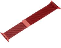 Ремешок для умных часов Evolution Milanese Loop AW44-ML01 для Watch 42/44mm (Red) -