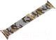 Ремешок для умных часов Evolution Milanese Loop AW44-ML01 для Watch 42/44mm (Camo/Brown) -