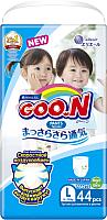 Подгузники-трусики детские Goo.N Unisex L (44шт) -