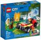 Конструктор Lego City Лесные пожарные 60247 -