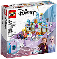 Конструктор Lego Disney Книга сказочных приключений Анны и Эльзы 43175 -