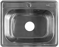 Мойка кухонная Iddis Basic BAS53S0i77 -