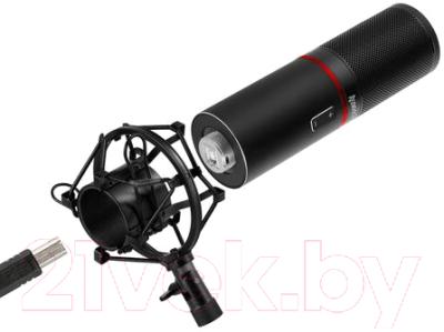 Микрофон Redragon Blazar GM300 USB / 77640 (черный)