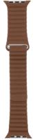 Ремешок для умных часов Evolution Leather Loop AW40-LL01 для Watch 38/40mm (Nut Brown) -