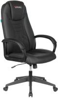 Кресло геймерское Бюрократ Zombie Viking 8 (искусственная кожа черный) -