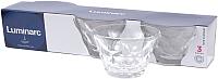 Набор креманок Luminarc Iced Diamond / P3581 -