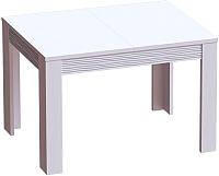 Обеденный стол Мебельград Элана (бодега белая) -
