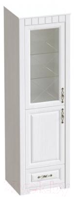 Шкаф с витриной Мебельград Прованс