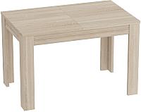 Обеденный стол Мебельград Элана (дуб сонома) -