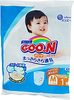 Подгузники детские Goo.N M 6-12кг (1шт) -