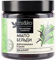 Мыло жидкое Mi&Ko Бельди для хамама и бани (120мл) -
