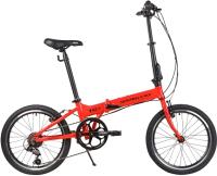Велосипед Novatrack TG-20 20FATG6SV.RD0 -