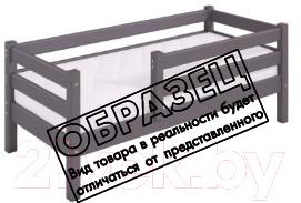 Бортик для кровати Мебельград Соня пакет №3 (массив сосны белый)