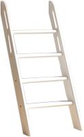 Лестница для кровати Мебельград Соня пакет №8 наклонная (массив сосны белый) -