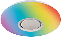 Потолочный светильник Ambrella RGB FF200 WH/CH (белый/хром) -