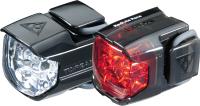 Набор фонарей для велосипеда Topeak HighLite Combo Race / TMS067 -
