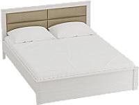 Каркас кровати Мебельград Элана 120x200 (бодега белая) -