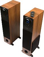Мультимедиа акустика Dialog Progressive AP-2300 (коричневый) -