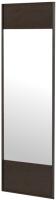 Дверца Мебельград Леон 590 с зеркалом (венге) -