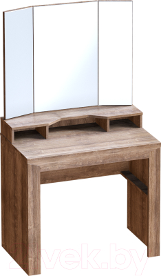 Туалетный столик с зеркалом Мебельград Соренто