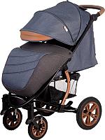 Детская прогулочная коляска Babyhit Tribute / BS102 (Jeans Grey) -