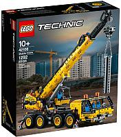 Конструктор Lego Technic Мобильный кран 42108 -