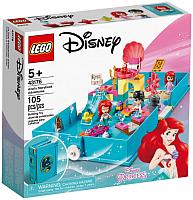 Конструктор Lego Disney Книга сказочных приключений Ариэль 43176 -