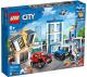 Конструктор Lego City Police Полицейский участок 60246 -