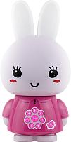 Интерактивная игрушка Alilo Медовый зайка G6+ / 60960 (розовый) -