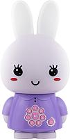 Интерактивная игрушка Alilo Медовый зайка G6+ / 60963 (сиреневый) -
