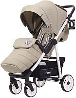 Детская прогулочная коляска Rant Vega Trends (Scotland Beige) -