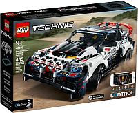 Конструктор Lego Technic Гоночный автомобиль Top Gear 42109 -
